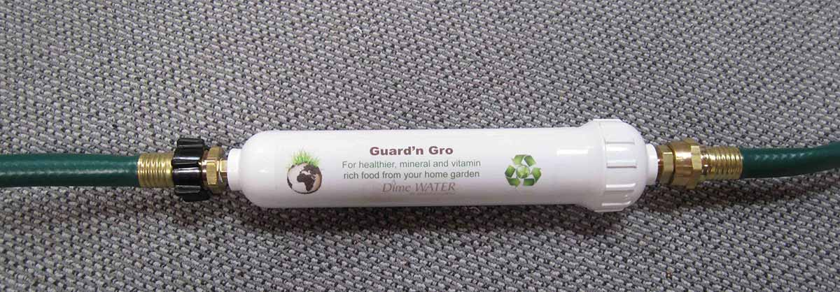 Guard n grow vibrant water purification systems for Garden water filter